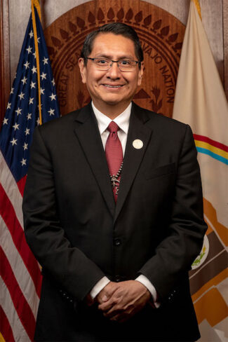 Navajo Nation President Jonathan Nez Hopes To Welcome Visitors Soon!